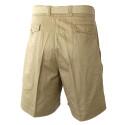 Short beige Algérie 100% coton