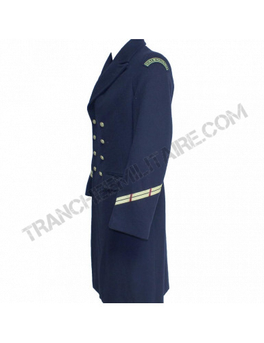 Manteau Marine Nationale