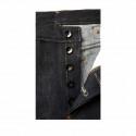 Pantalon/Jeans denim US NAVY WW2 avec martingale (REPRODUCTION)