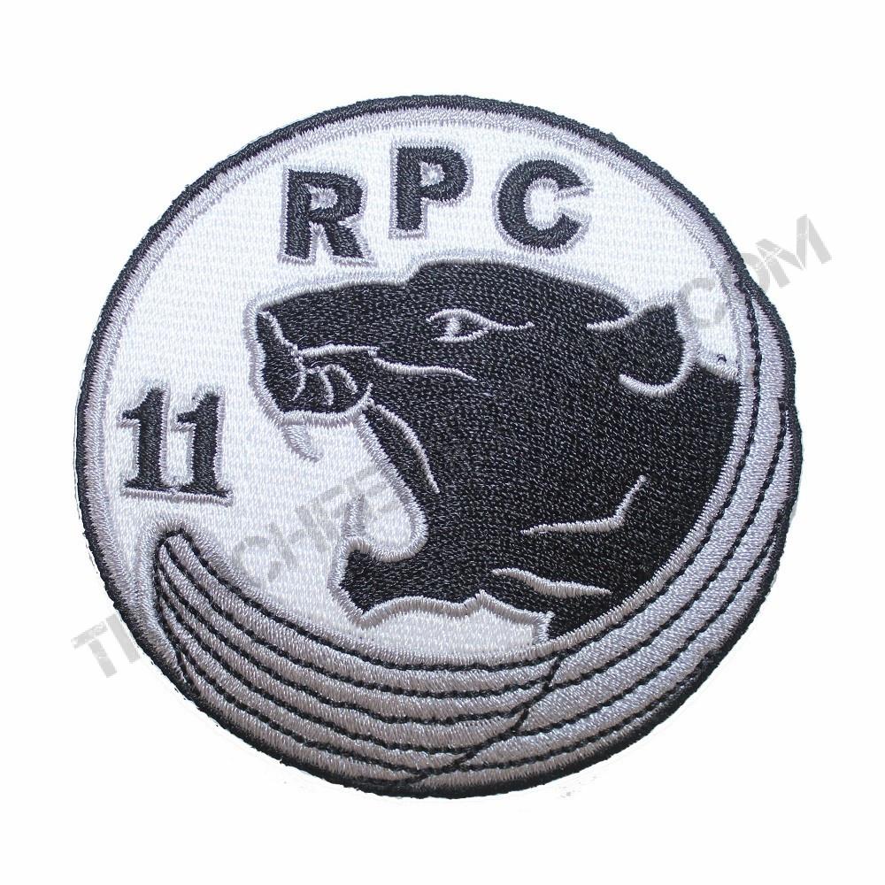 Badge 11ème Régiment Parachutiste de Choc (11 RCP)