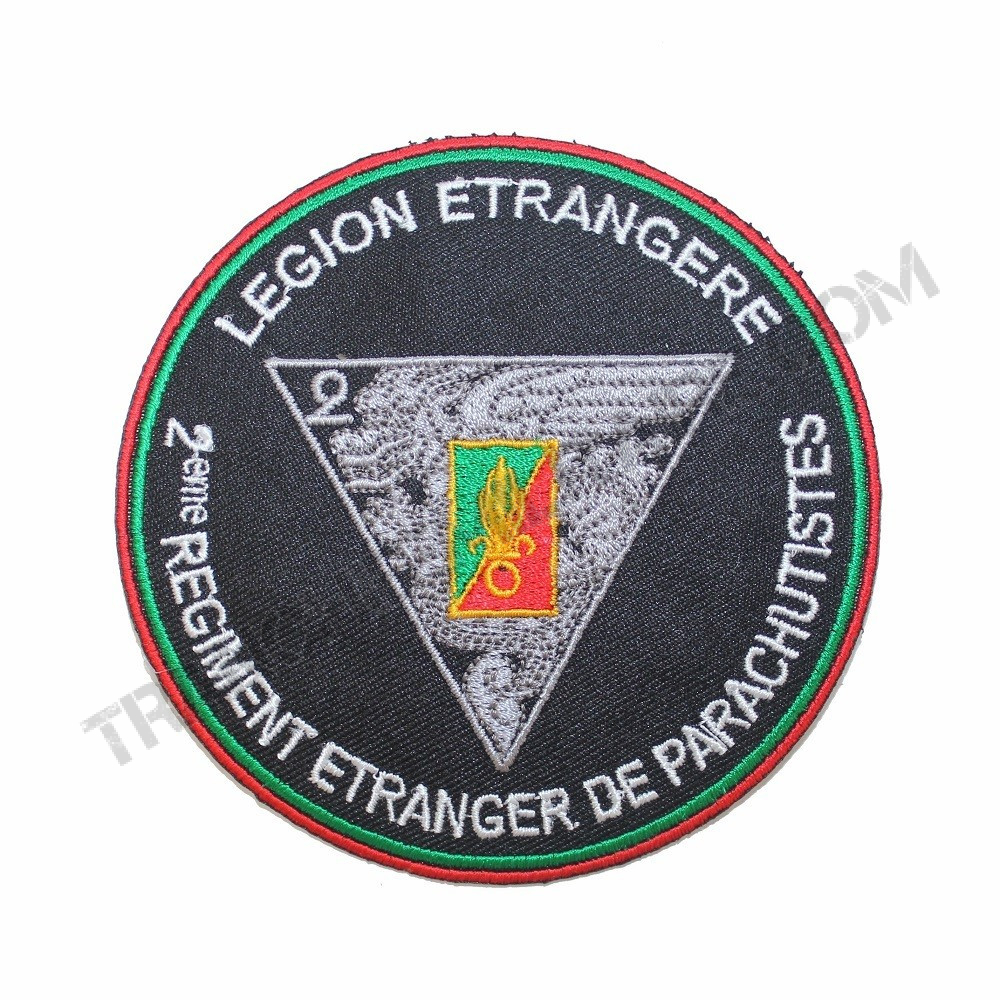 Badge Légion Etrangère 2ème REP