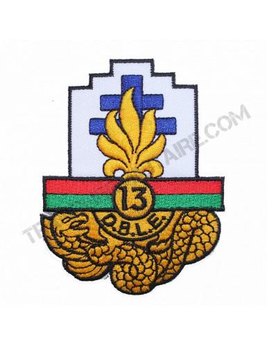 Badge Légion Etrangère 13ème DBLE