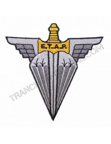 Badge Ecole des Troupes Aéroportées