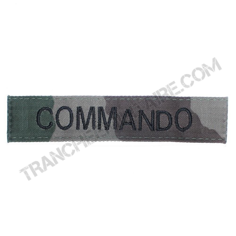 Bande patronymique Commando (CE)