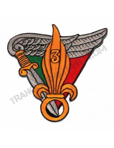 Badge insigne 3ème R.E.I.