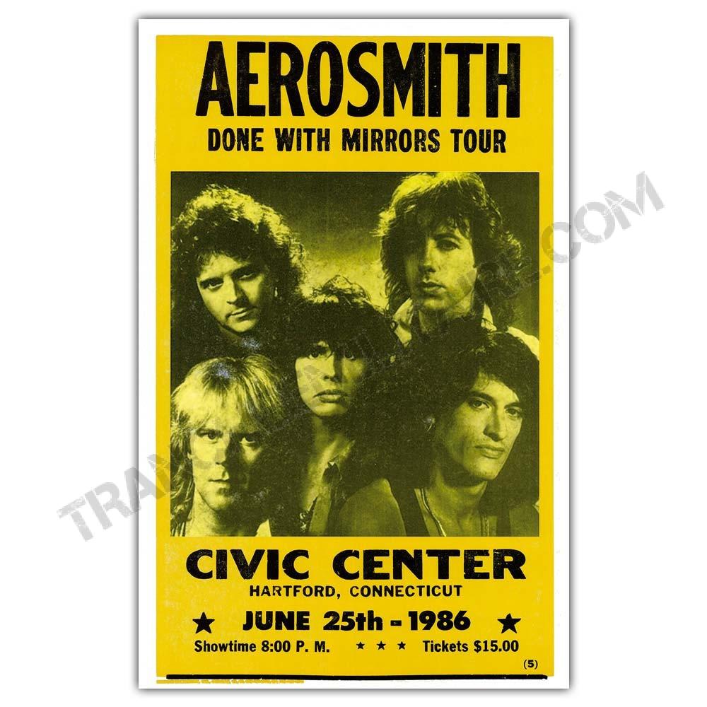 Affiche Aerosmith