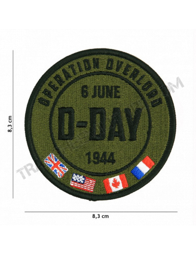 Patch D-Day