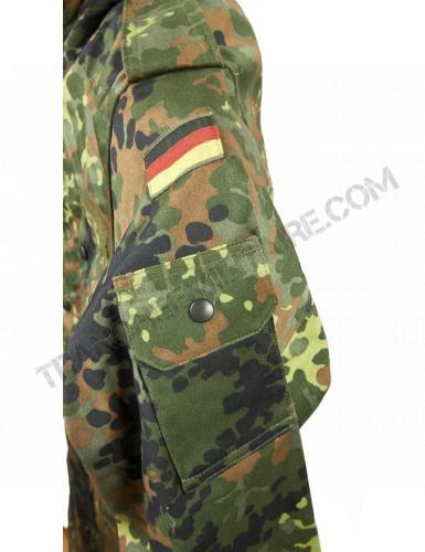 Parka Flecktarn Armée allemande (originale)