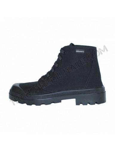 Chaussures de brousse Wissart (noire)