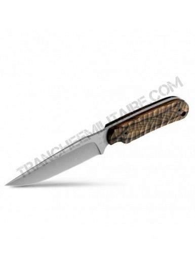Couteau Commandeur ® manche Ziricote toxifié