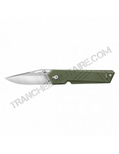 Couteau UNBOXER® (vert foncé)