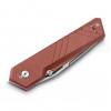 Couteau UNBOXER® (rouge foncé)