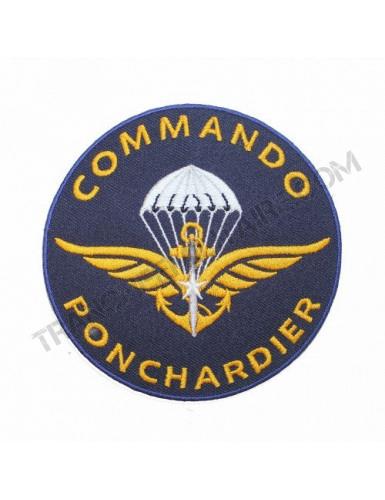 Badge Commando Ponchardier