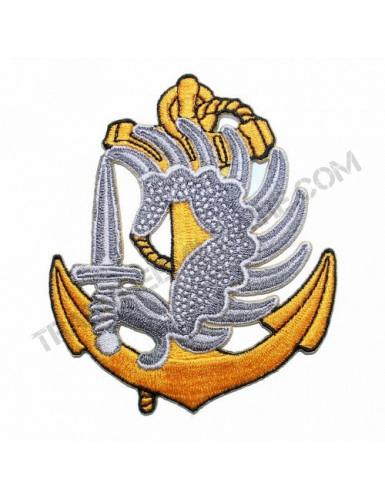 Ecusson Troupes Aéroportées de Marine