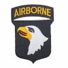 Patch US 101ème division Airborne
