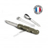 Couteau Bivouac multifonctions (Fabrication THIERS)