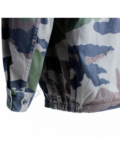 Veste camouflage Centre Europe Armée française (Très bon état)