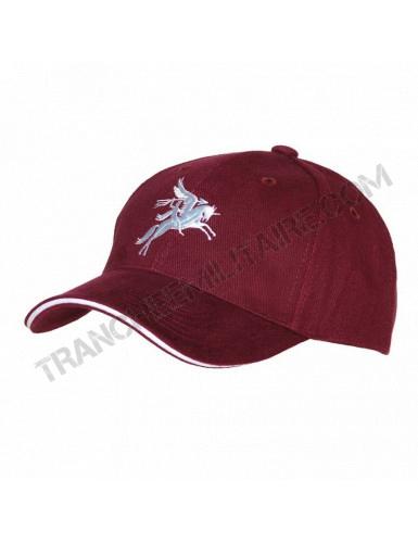 Casquette baseball Pegasus Airbone