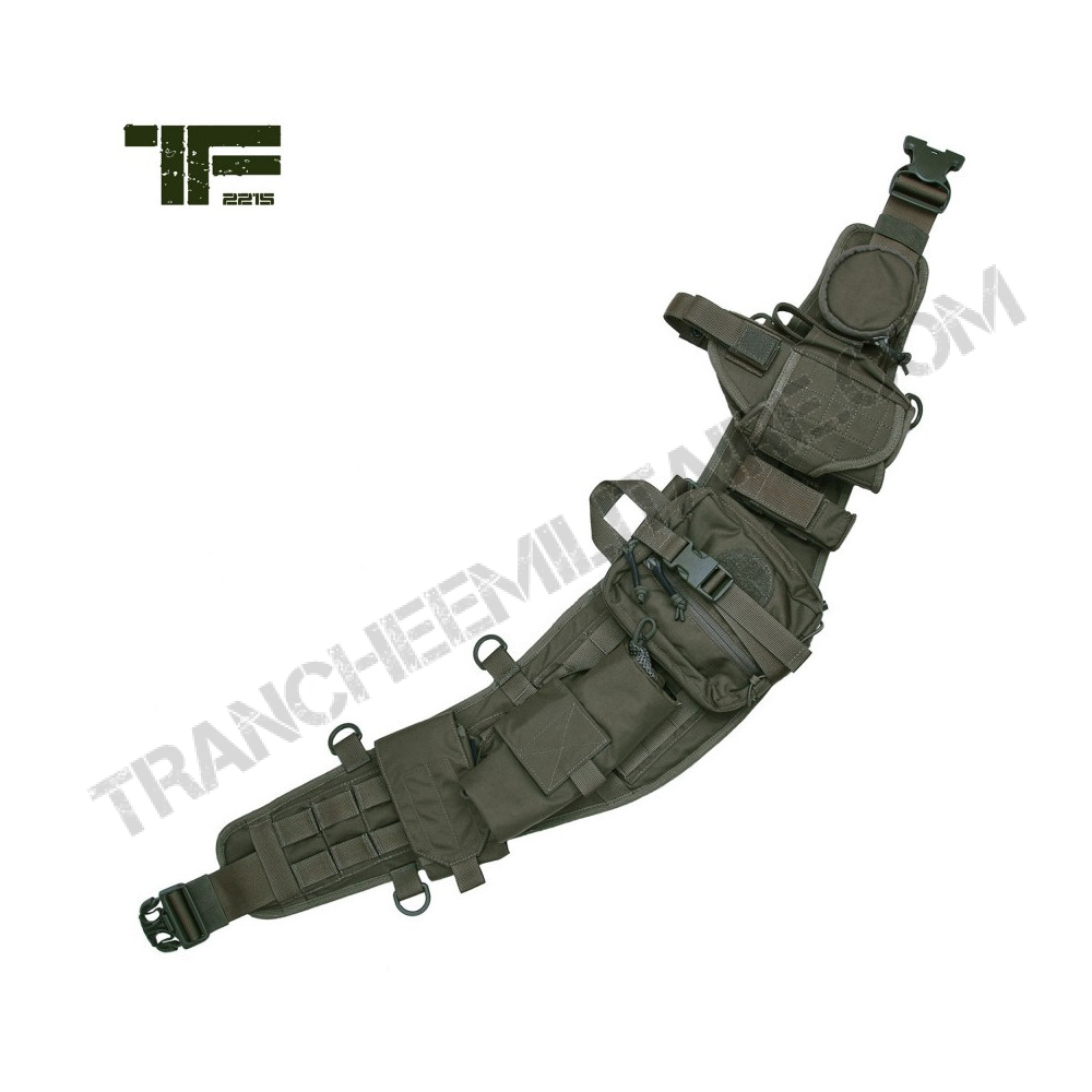 Ensemble ceinture de Combat Molle TF-2215