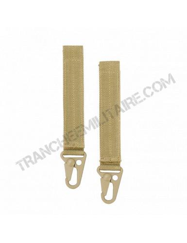 Porte clés A 5'' 101 Inc. (lot de 2)
