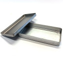 Boîte chirurgicale en aluminium