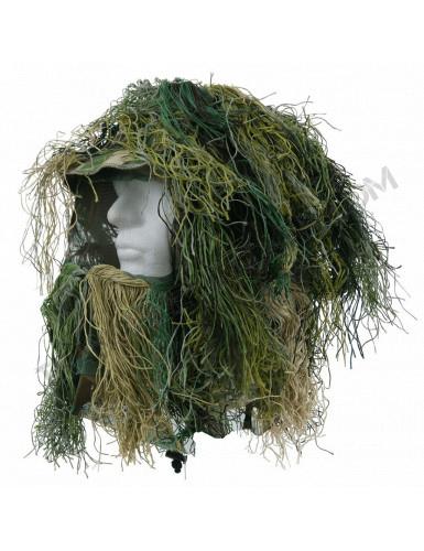 Camouflage de tête Ghillie