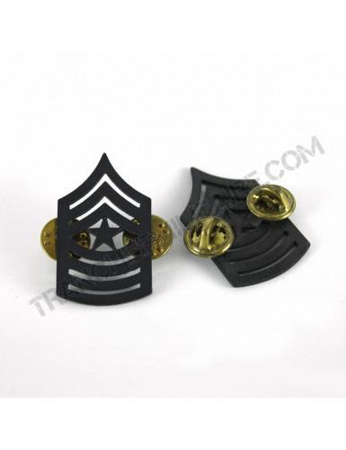 Insigne de collet US Army