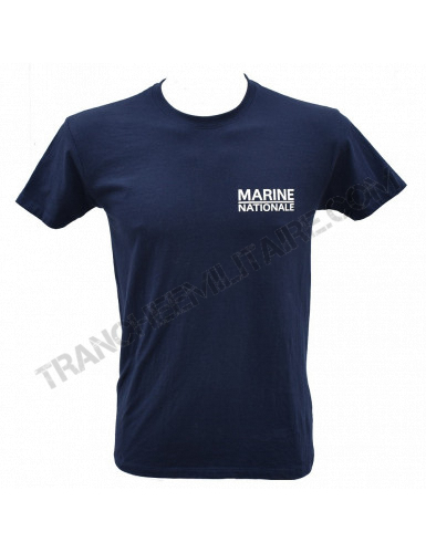 T-shirt Marine Nationale