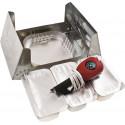 Kit BCB réchaud + combustible + pierre à feu