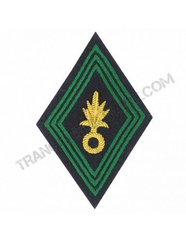 Losange de bras cannetille Légion Infanterie