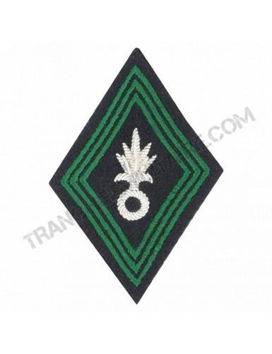Losange de bras cannetille Légion Cavalerie