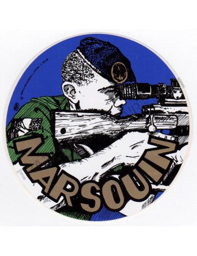Autocollant MARSOUIN