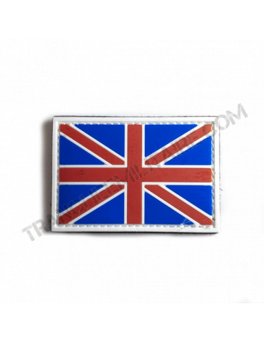 Patch 3D PVC Grande Bretagne