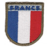 Ecusson France WWII (bord vert)