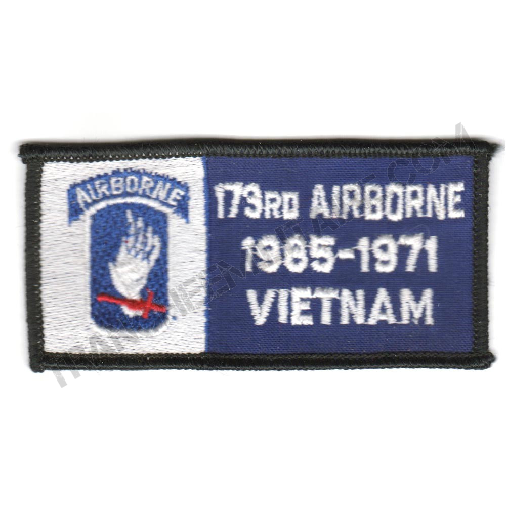 Patch 173rd AIRBORNE