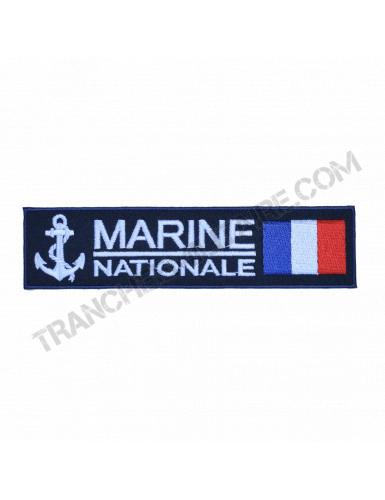 Ecusson Marine Nationale