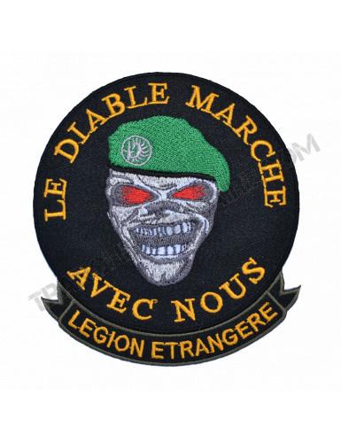 Ecusson Légion Etrangère...