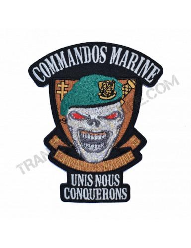 Ecusson Commandos Marine