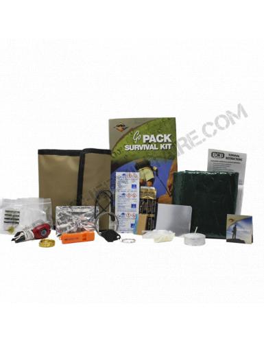 Kit de survie Go Pack BCB...