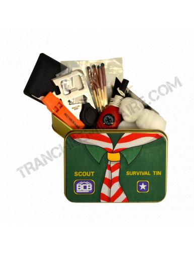 Kit de Survie Scout BCB