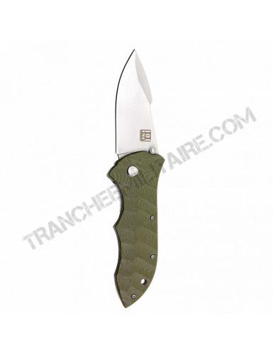Couteau de poche XR01 (vert)