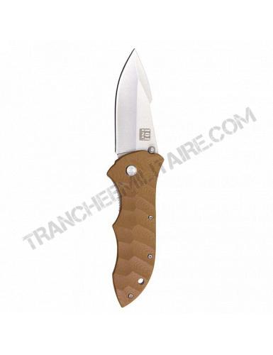 Couteau de poche XR01 (Coyote)