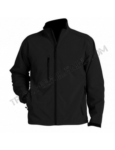 Veste softshell Black +...