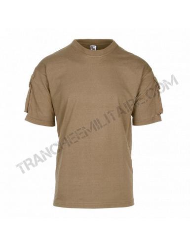 T-shirt avec poches...