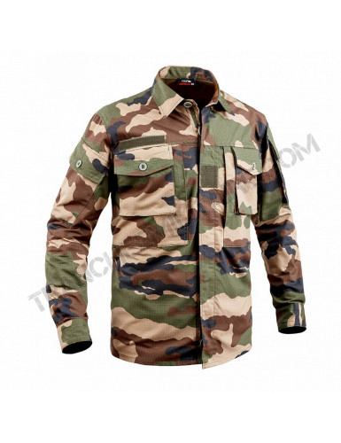 Chemise de combat TOE (cam CE)