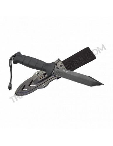 Couteau Wildsteer Sherkan Noir
