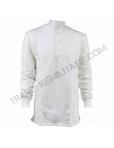 Sous-vêtement chaud blanc