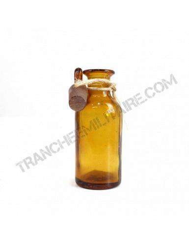 Fiole 30 ml ambre