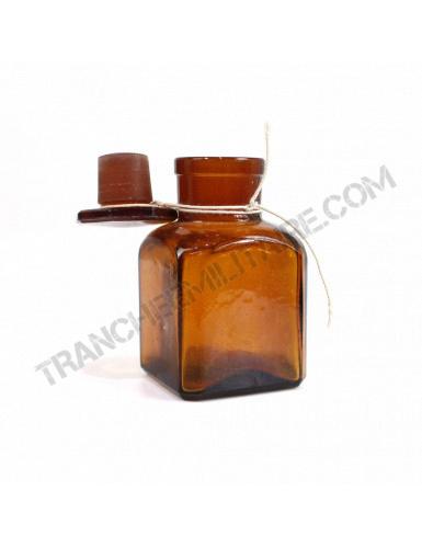 Fiole 60 ml ambre
