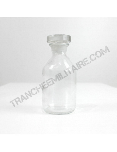 Fiole 125 ml transparent
